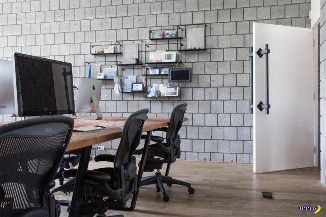Крутые офисы разных компаний