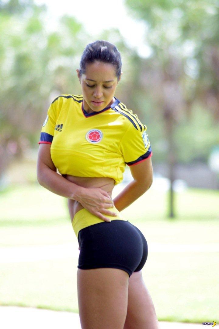 Колумбийское тело - Андреа Калле