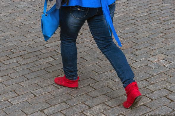 Женская мода, как не надо одеваться