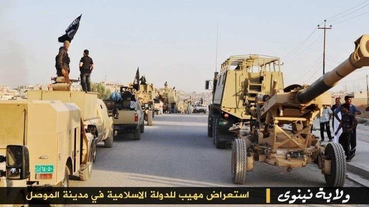 В Ираке тоже есть парады