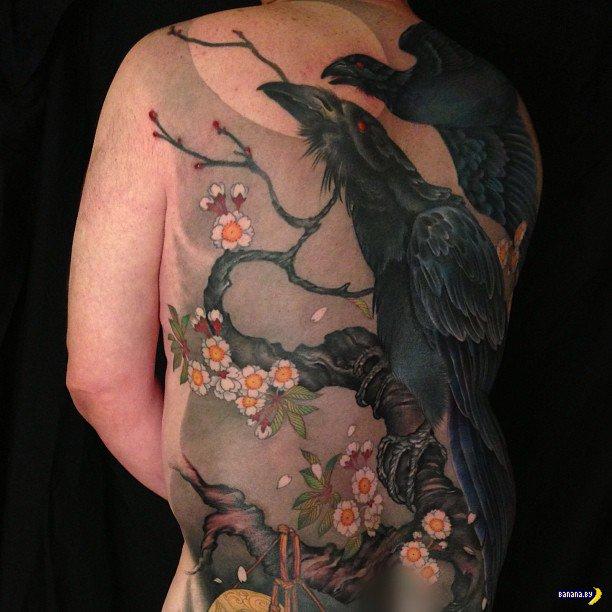 Татуировки на зависть - 5 - Джефф Гоугвэй