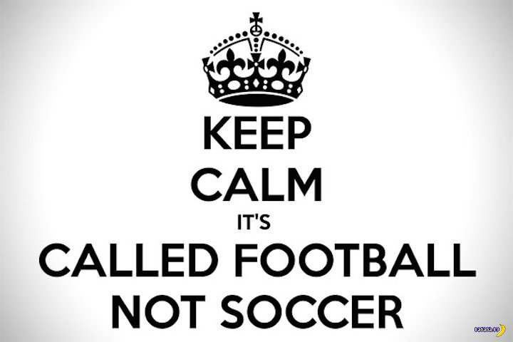 Кому футбол, а кому соккер