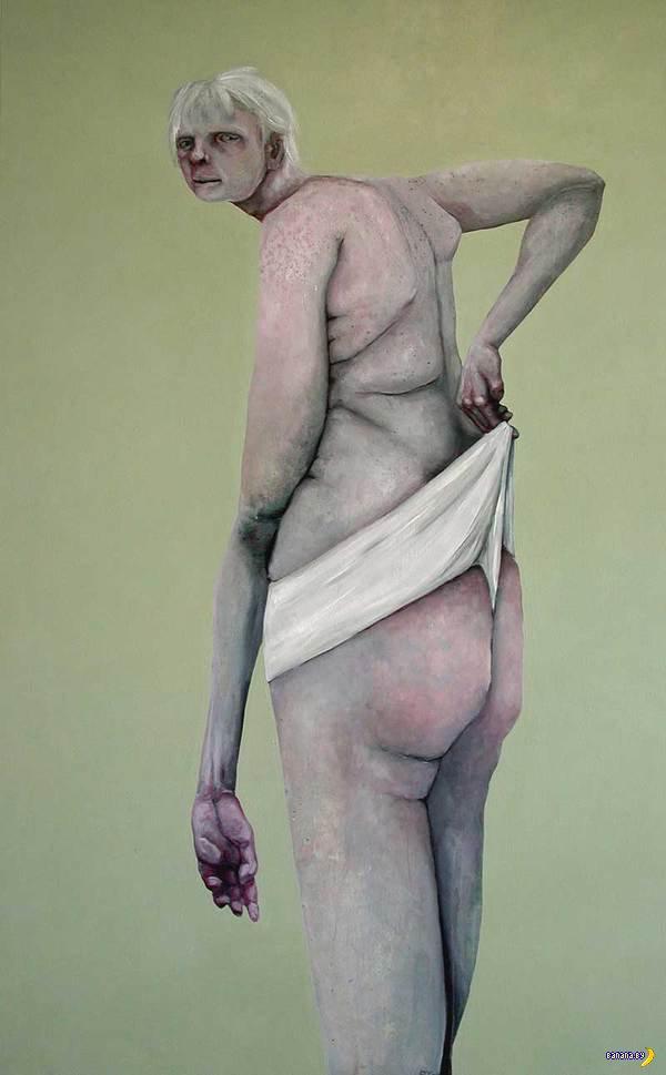Рисует Элина Пик
