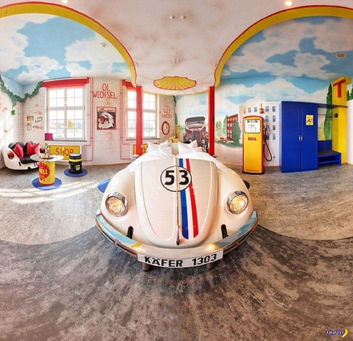 Отель V8 в Штутгарте