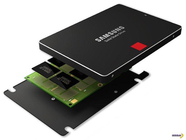 Samsung подминает рынок SSD новым диском