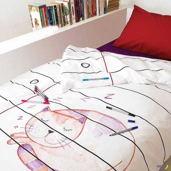 Креатив в твоей постели