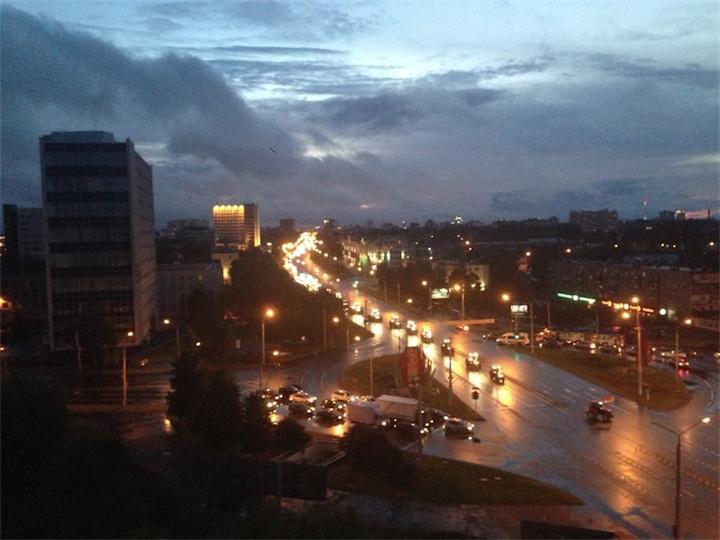 На 3 июля в Беларуси воздух прогреется до 24 градусов