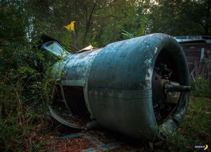 Коллекция самолетов времен Второй Мировой