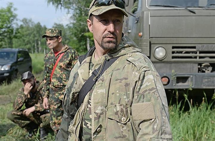 Интервью с командиром батальона «Восток»