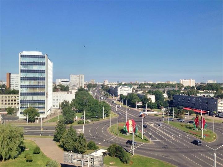 В субботу воздух в Беларуси прогреется до 28 градусов