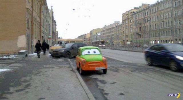 А тем временем в России - 24