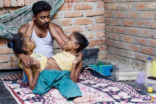 Необычная пара из Индии
