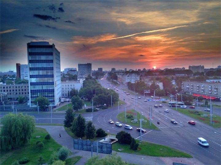 В понедельник температура в Беларуси превысит 30 градусов