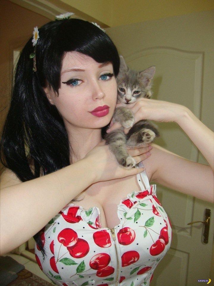Очередная живая кукла - Lolita Richi