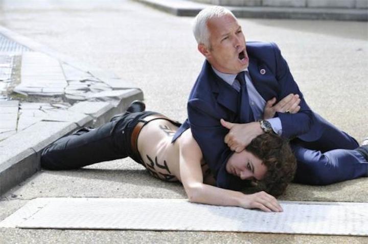 FEMEN – игры закончились