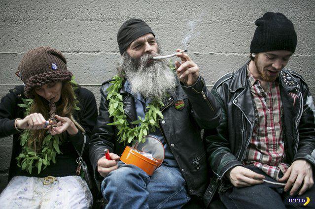 Штат Вашингтон легализовал марихуану