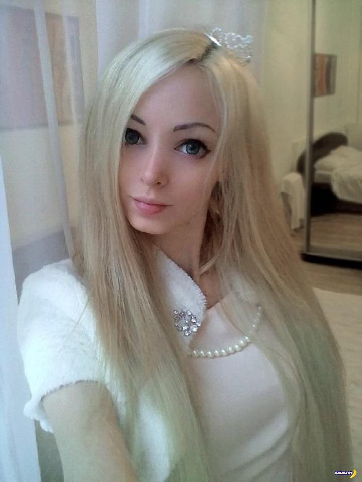 """И еще """"живая кукла"""" - Алина Ковалевская"""