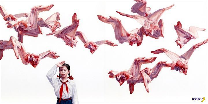 Рисует Nguyen Xuan Huy