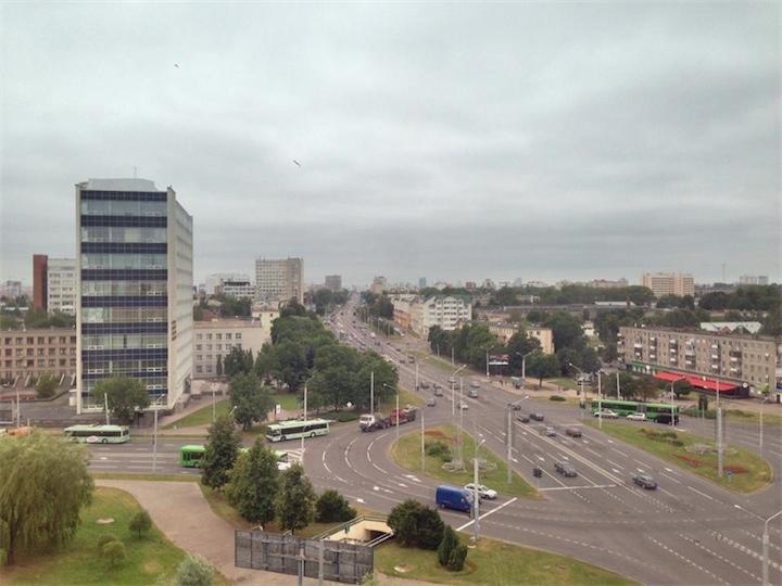 Беларусь начинает заливать
