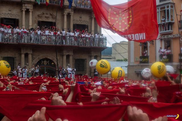 Фестиваль Сан-Фермин 2014