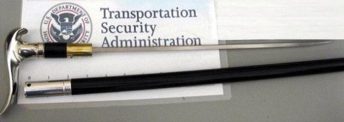 Что забирают в аэропортах?