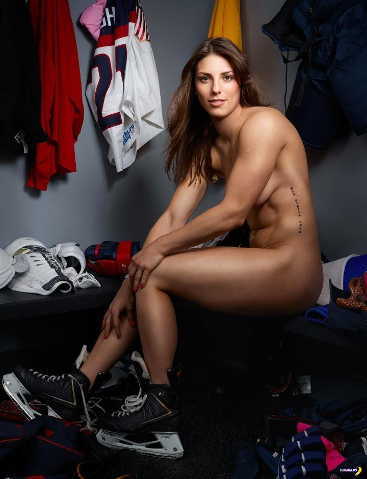 Обнаженный спортсменки от ESPN
