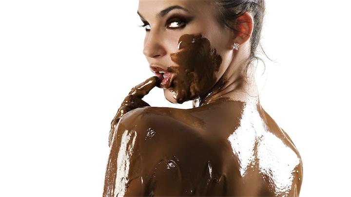 Опрос про шоколад