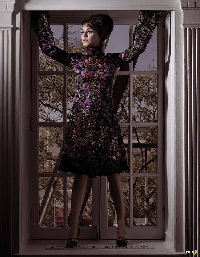 Мила Кунис для W Magazine
