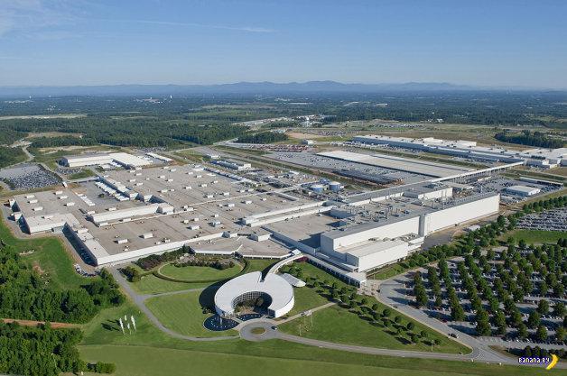 BMW - самый экспортируемый автомобиль США
