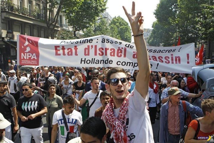 Париж – лучшее место для протестов