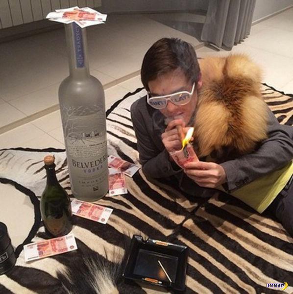 Хроники богатеньких деток из Инстаграма