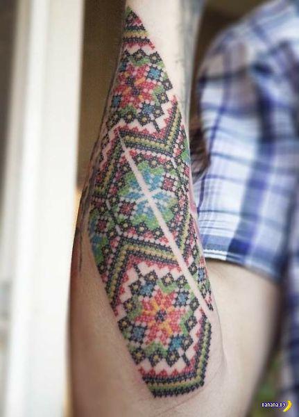 Татуировки на зависть - 7