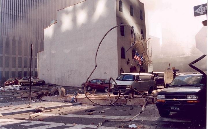 11 сентября 2001 года - редчайшие фото