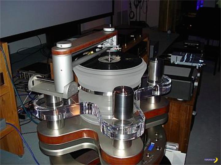 Самая дорогая в мире аудиосистема