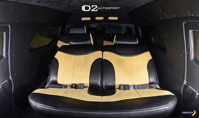 Terradyne Gurkha от D2 AutoSport