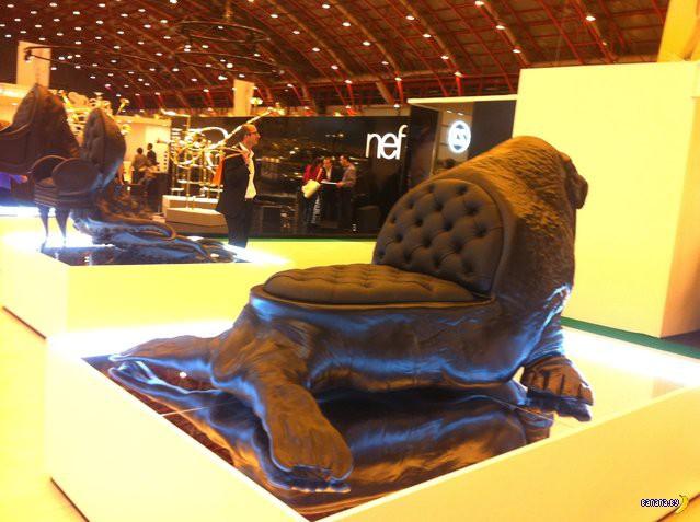 Кресла и диваны в виде животных