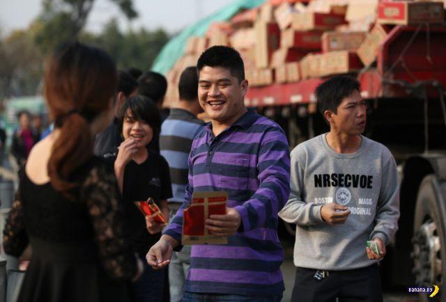Китайские мародеры
