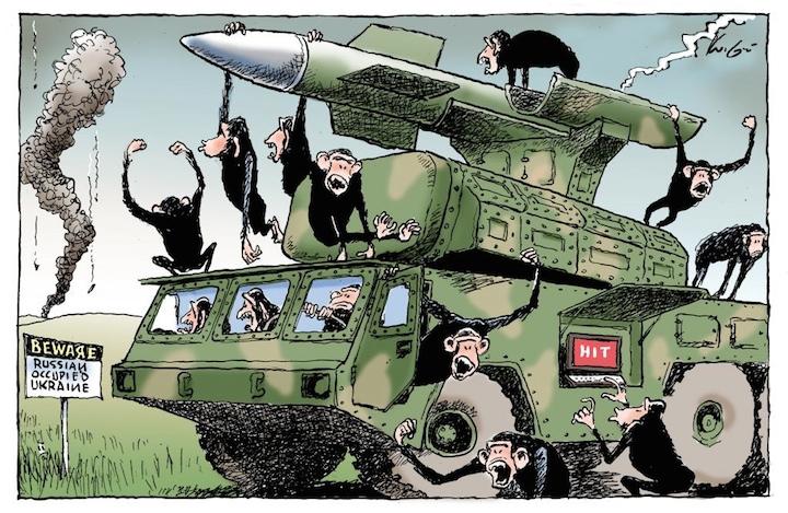 СМИ назвали новую версию авиакатастрофы под Донецком