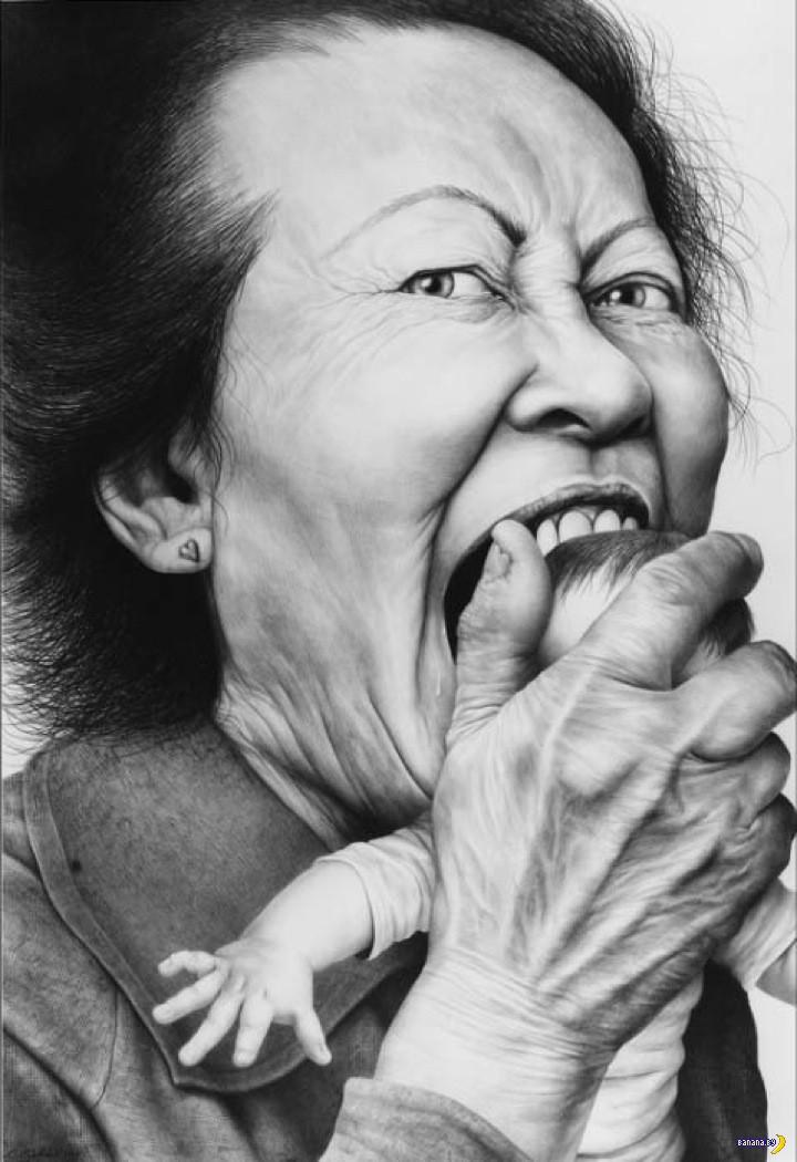 Рисует Лори Липтон