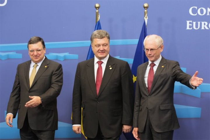 Поляки комментируют подписание ассоциации с ЕС