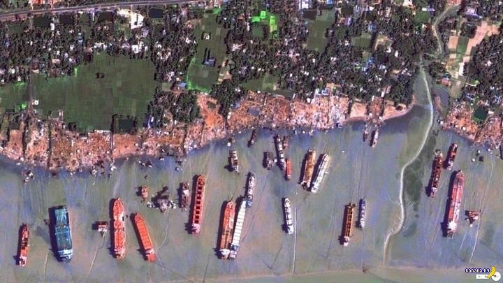 Расчленители кораблей из Бангладеш