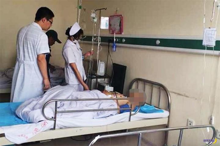 Коварный медбрат похитил 6 яичек пациентов