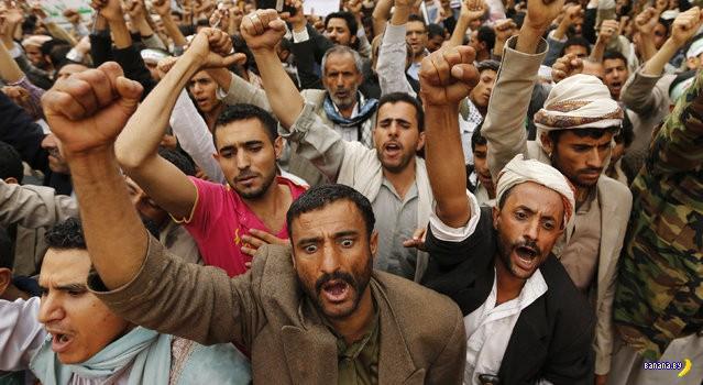 Акции протеста против агрессии Израиля