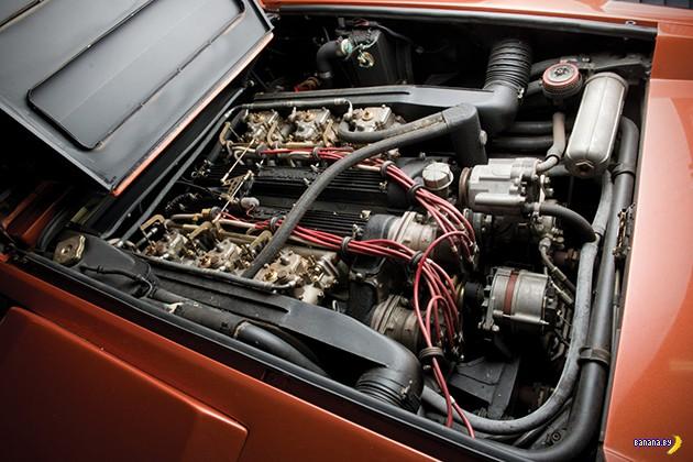 Lamborghini Countach LP400S Series I