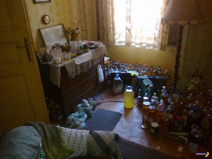 Тайна вонючей квартиры