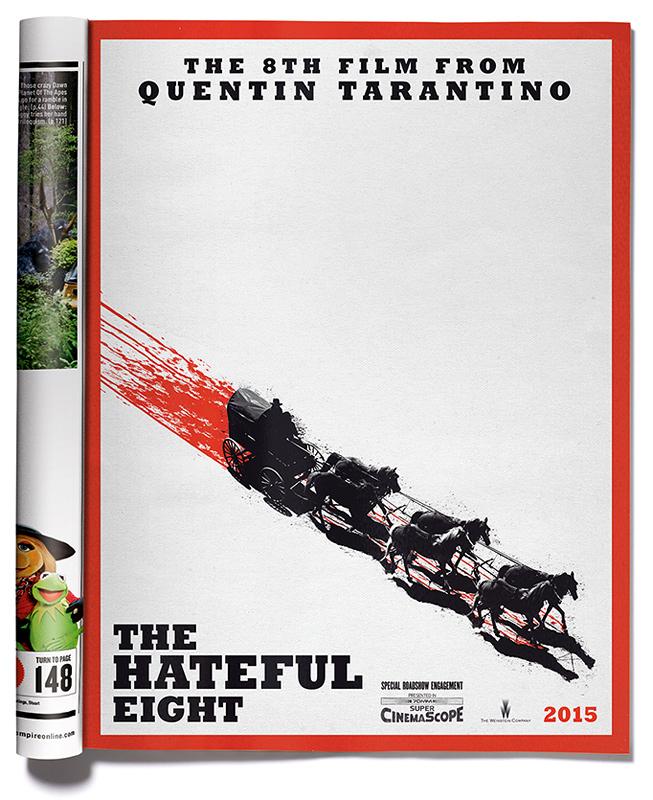 Нас ждет новый фильм Квентина Тарантино!