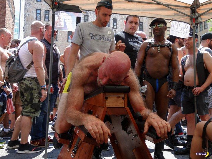 БДСМ-фестиваль в Нью-Йорке