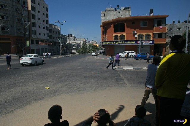 Фото из Сектора Газа