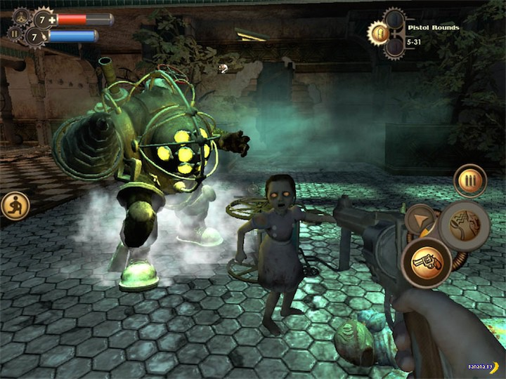 ������������ BioShock ������� �� iOS!