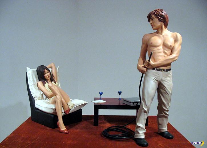 Скульптуры Мартина Ди Джироламо